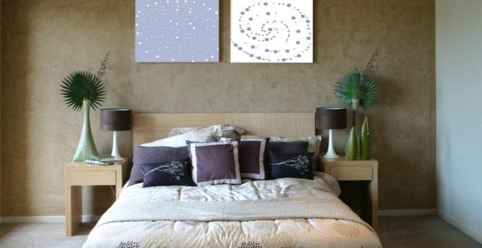 Feng Shui bedroom for Better Sleep