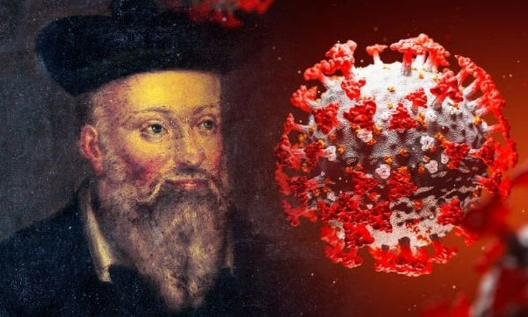 Nostradamus and Madonna Predictions